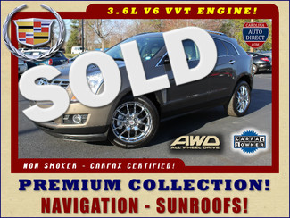 2014 Cadillac SRX Premium Collection AWD - NAVIGATION -  SUNROOFS! Mooresville , NC