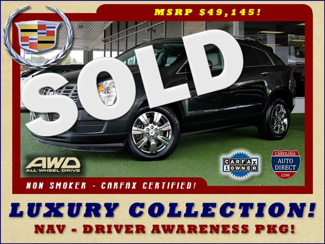 2014 Cadillac SRX Luxury Collection AWD - DRIVER AWARENESS PKG! Mooresville , NC 0