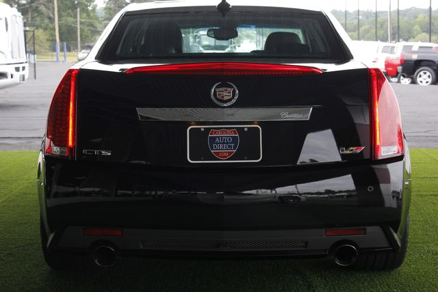 2014 Cadillac V-Series CTS-V RWD- W/ ALL POSSIBLE OPTIONS! Mooresville , NC 18