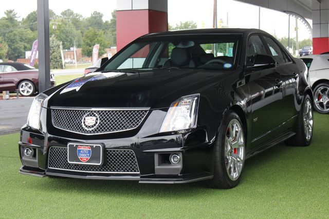 2014 Cadillac V-Series CTS-V RWD- W/ ALL POSSIBLE OPTIONS! Mooresville , NC 28