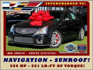 2014 Cadillac V-Series RWD - NAVIGATION - SUNROOF! Mooresville , NC