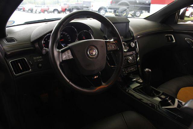 2014 Cadillac V-Series CTS-V - VERY RARE 6SP MANUAL! Mooresville , NC 32