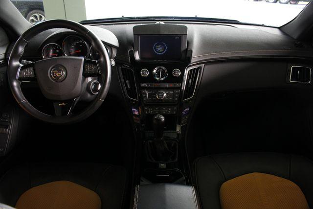 2014 Cadillac V-Series CTS-V - VERY RARE 6SP MANUAL! Mooresville , NC 33