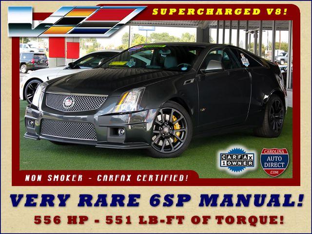2014 Cadillac V-Series CTS-V - VERY RARE 6SP MANUAL! Mooresville , NC 0