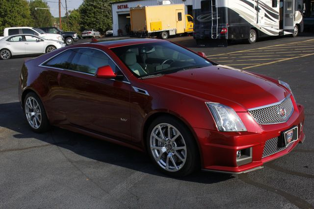 2014 Cadillac V-Series RWD - NAVIGATION - SUNROOF! Mooresville , NC 23