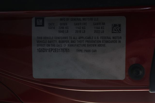 2014 Cadillac V-Series RWD - NAVIGATION - SUNROOF! Mooresville , NC 38