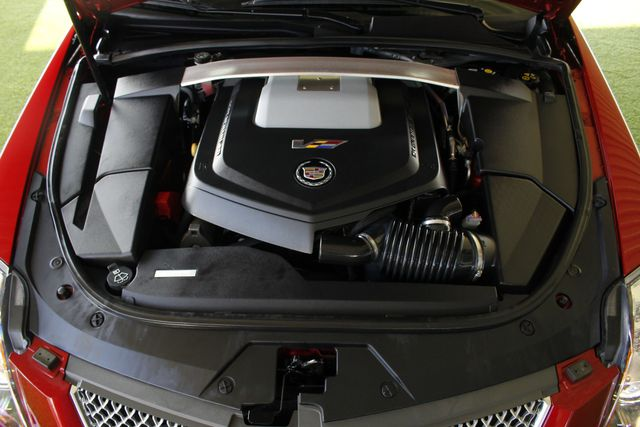 2014 Cadillac V-Series RWD - NAVIGATION - SUNROOF! Mooresville , NC 37