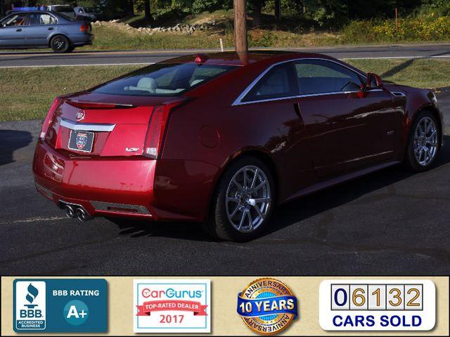 2014 Cadillac V-Series RWD - NAVIGATION - SUNROOF! Mooresville , NC 2