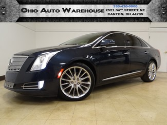 2014 Cadillac XTS Platinum AWD Navi Pano 1-Owner We Finance  in  Ohio