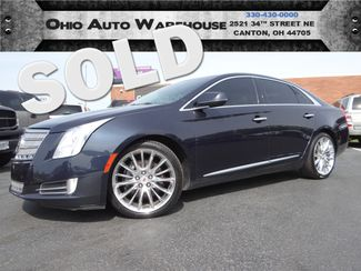 2014 Cadillac XTS Platinum AWD Navi Pano 1-Owner We Finance  | Canton, Ohio | Ohio Auto Warehouse LLC in  Ohio