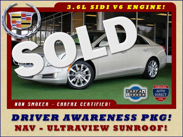 2014 Cadillac XTS Luxury - DRIVER AWARENESS PKG! Mooresville , NC 0