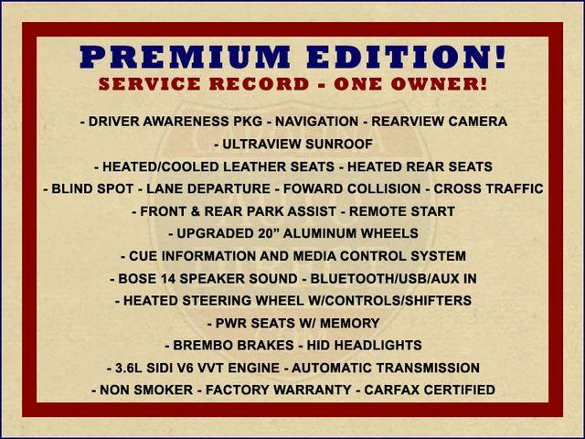 "2014 Cadillac XTS Premium AWD - NAV - SUNROOFS - 20"" WHEELS! Mooresville , NC 1"