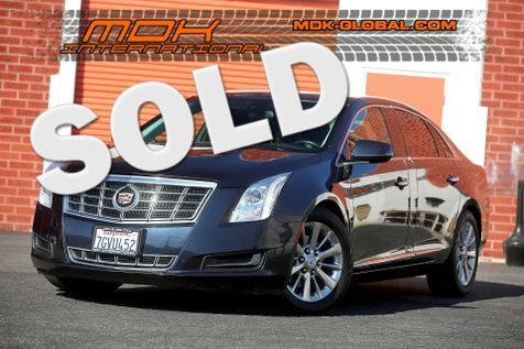 2014 Cadillac XTS Professional Stretch Livery - Factory LIMOUSINE! in Los Angeles