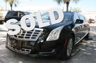 2014 Cadillac XTS Professional Donald Trump's Limousine Houston, Texas
