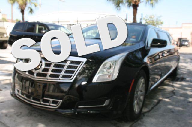 2014 Cadillac XTS Professional Donald Trump's Limousine Houston, Texas 0