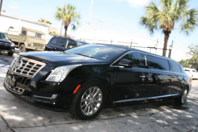 2014 Cadillac XTS Professional Donald Trump's Limousine Houston, Texas 1