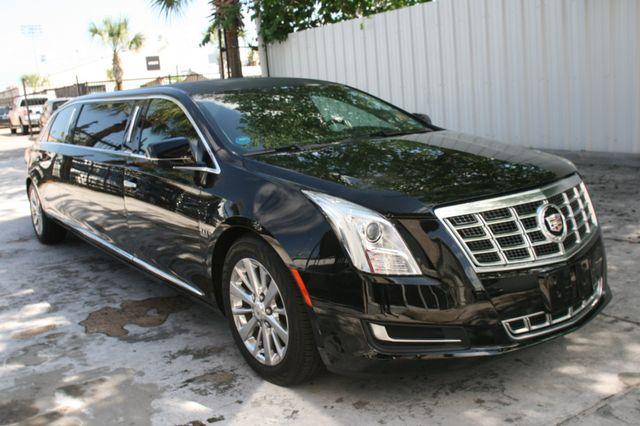 2014 Cadillac XTS Professional Donald Trump's Limousine Houston, Texas 4