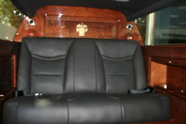 2014 Cadillac XTS Professional Donald Trump's Limousine Houston, Texas 8