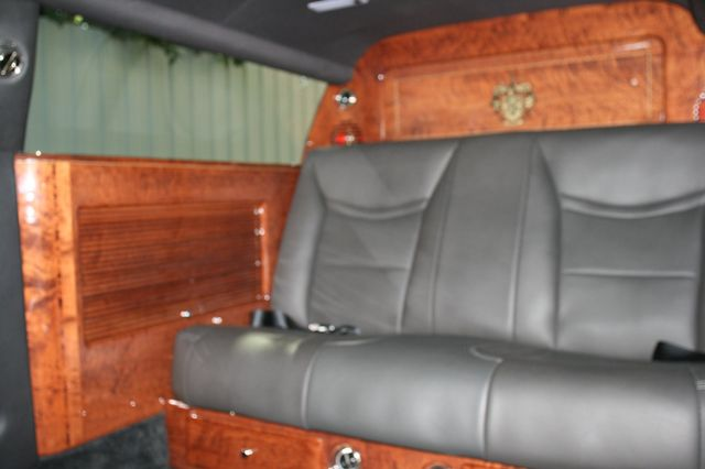 2014 Cadillac XTS Professional Donald Trump's Limousine Houston, Texas 9