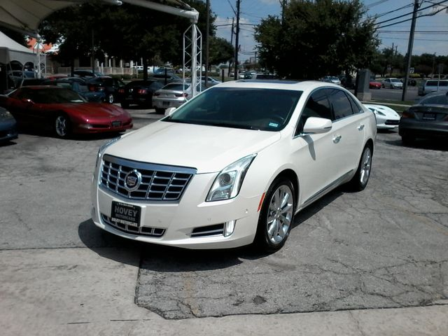 2014 Cadillac XTS Luxury San Antonio, Texas 1