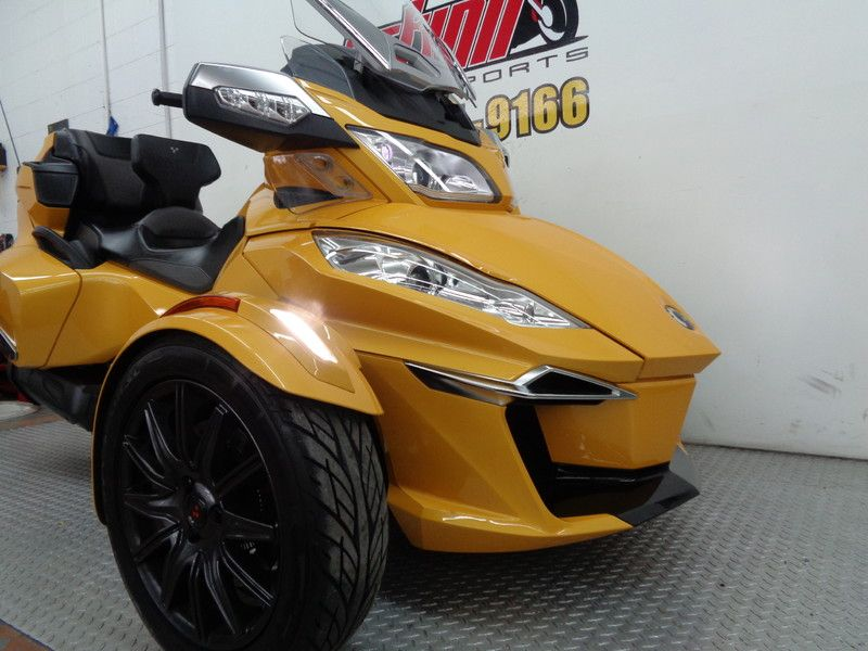 2014 Can-Am Spyder RT-S SE6  Oklahoma  Action PowerSports  in Tulsa, Oklahoma