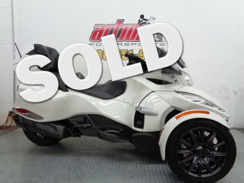 2014 Can-Am Spyder RT-S SE6  in Tulsa, Oklahoma
