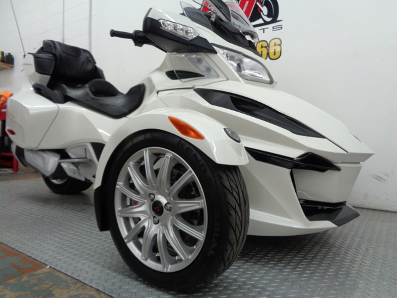 2014 Can-Am Spyder RT  SE6  Oklahoma  Action PowerSports  in Tulsa, Oklahoma