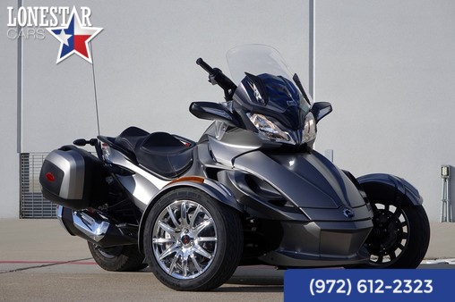 2014 Can Am Spyder ST
