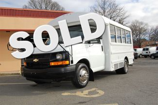 2014 Chevrolet 15 Pass. Mini Bus Charlotte, North Carolina