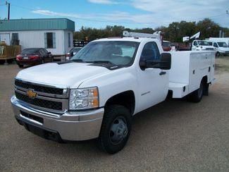 2014 Chevrolet 3500 Duramax 4X4 Utility Bed Crane Truck Waco, Texas
