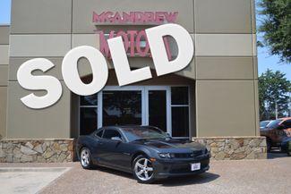 2014 Chevrolet Camaro LT | Arlington, Texas | McAndrew Motors in Arlington, TX Texas