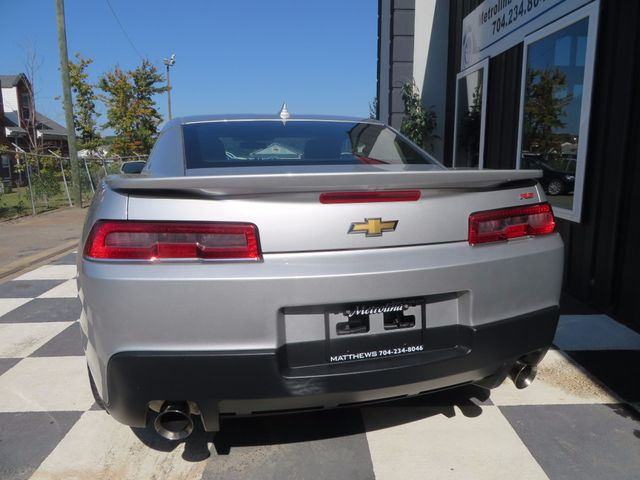 2014 Chevrolet Camaro LT Charlotte-Matthews, North Carolina 22
