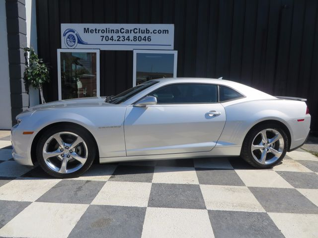 2014 Chevrolet Camaro LT Charlotte-Matthews, North Carolina 3