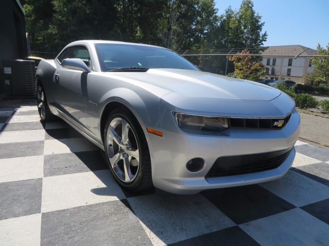 2014 Chevrolet Camaro LT Charlotte-Matthews, North Carolina 10