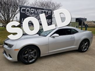 2014 Chevrolet Camaro Coupe SS, Auto, Alloy Wheels Only 69k!   Dallas, Texas   Corvette Warehouse  in Dallas Texas