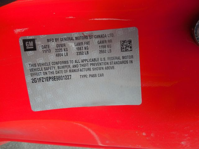 2014 Chevrolet Camaro ZL1 Leesburg, Virginia 41