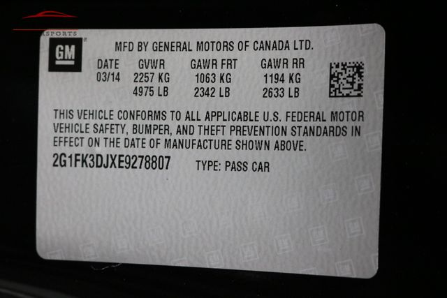 2014 Chevrolet Camaro SS Merrillville, Indiana 54