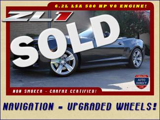 2014 Chevrolet Camaro ZL1 - NAVIGATION - UPGRADED WHEELS! Mooresville , NC