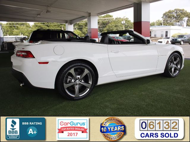 "2014 Chevrolet Camaro LT/2LT RS - BRAND NEW TIRES - 20"" WHEELS! Mooresville , NC 2"
