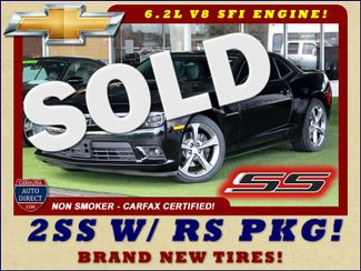 2014 Chevrolet Camaro SS/2SS W/ RS PKG - BRAND NEW TIRES! Mooresville , NC