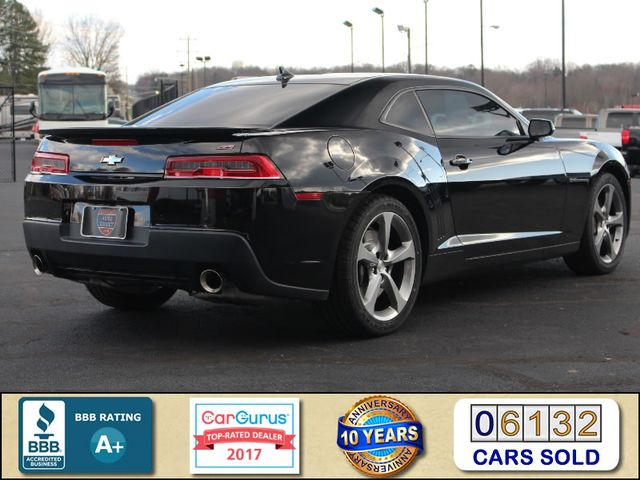 2014 Chevrolet Camaro SS/2SS W/ RS PKG - BRAND NEW TIRES! Mooresville , NC 2