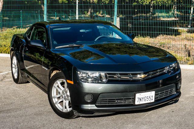 2014 Chevrolet Camaro LS Reseda, CA 37