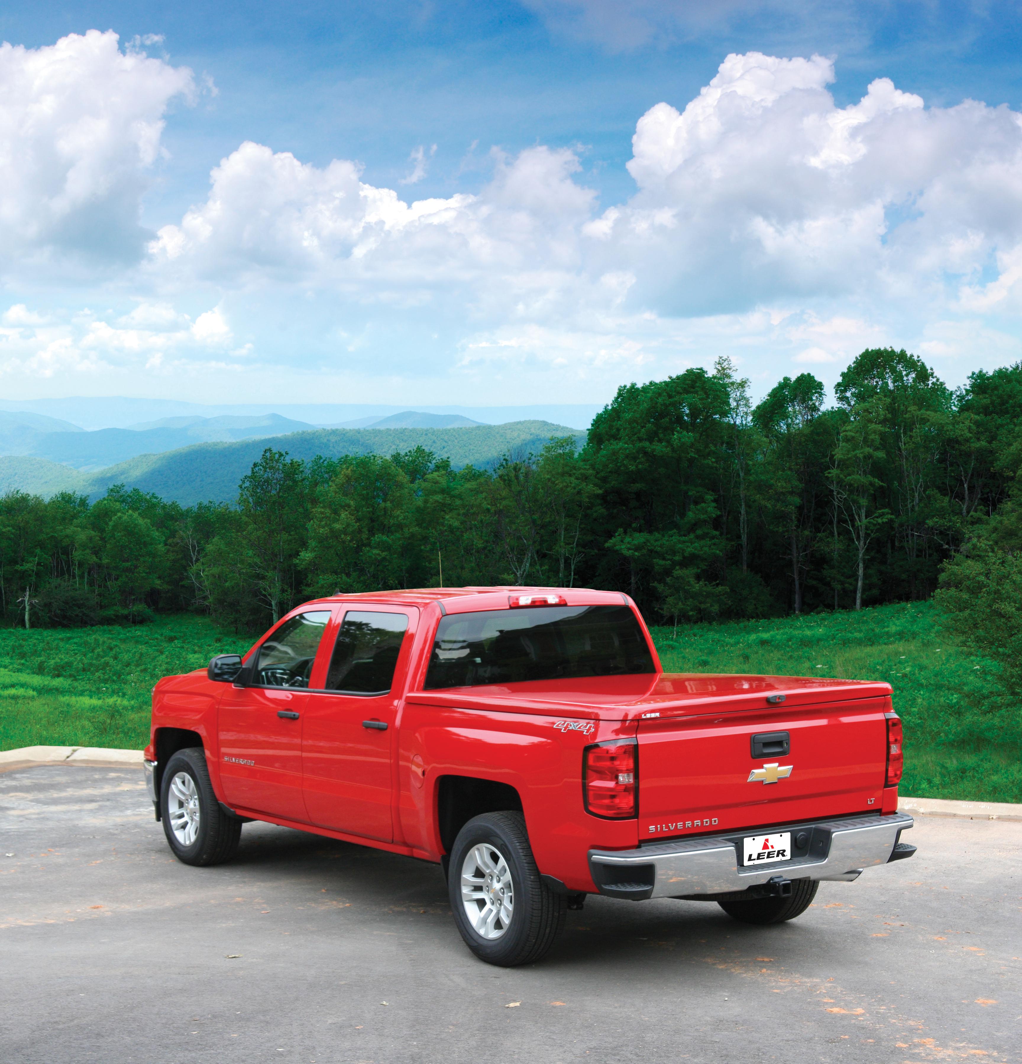 Chevrolet Camper Shell: 2017 Chevrolet Camper Shells Truck Toppers Truck Caps