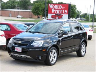 2014 Chevrolet Captiva Sport  LT Leather/Sunroof in  Iowa