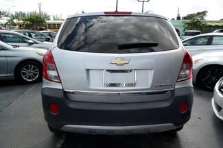 2014 Chevrolet Captiva Sport Fleet LS Hialeah, Florida 4
