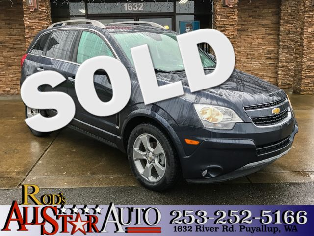 2014 Chevrolet Captiva Sport Fleet LT The CARFAX Buy Back Guarantee that comes with this vehicle m