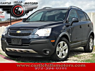 2014 Chevrolet Captiva Sport **INCLUDES 2 YRS FREE MAINTENANCE**  LS - Bluetooth, Automatic! | Lewisville, Texas | Castle Hills Motors in Lewisville Texas