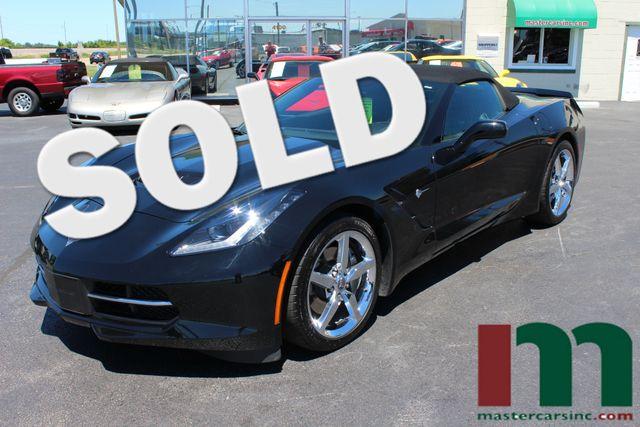 2014 Chevrolet Corvette Stingray   Granite City, Illinois   MasterCars Company Inc. in Granite City Illinois