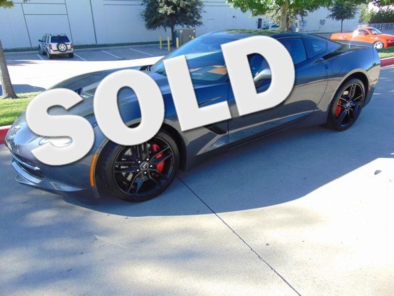 2014 Chevrolet Corvette Z51 3LT 1,641 ORIGINAL MILES | Grapevine, TX | Corvette Center Dallas in Grapevine TX