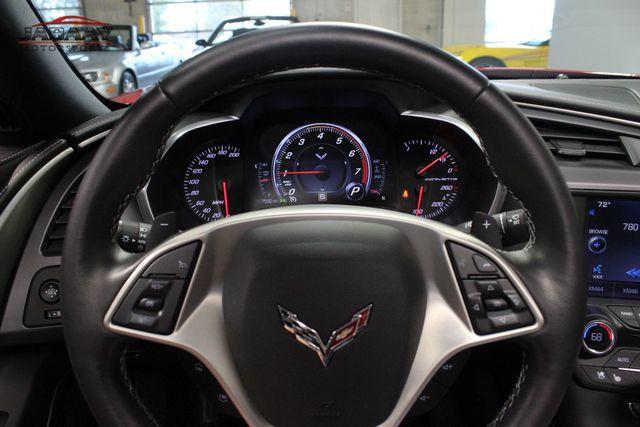 2014 Chevrolet Corvette Z51 2LT Merrillville, Indiana 16